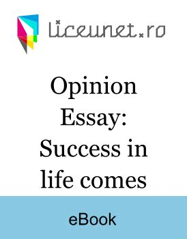 Sample Essay Greatest Achievement - The Greatest